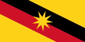 sarawak flag 1