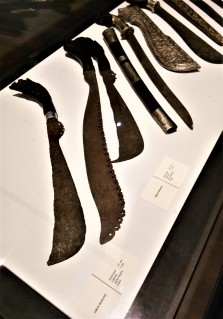 Exhibits from The Sultan Abu Bakar Museum, Pekan, Pahang. (photo credit : Shah Said ; @ all rights reserved)