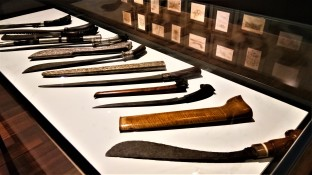 Exhibit from The Sultan Abu Bakar Museum, Pekan, Pahang. (photo credit : Shah Said ; @ all rights reserved)
