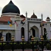 The Kapitan Keling Mosque, George Town