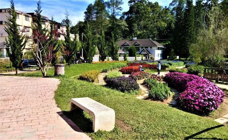 Garden in the Highlands