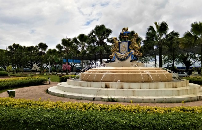 The Fountain In Downtown JB