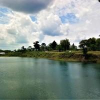 Tasik Biru, The Blue Lake of Bau