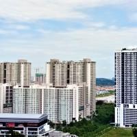 The Changing Skyline of Cyberjaya