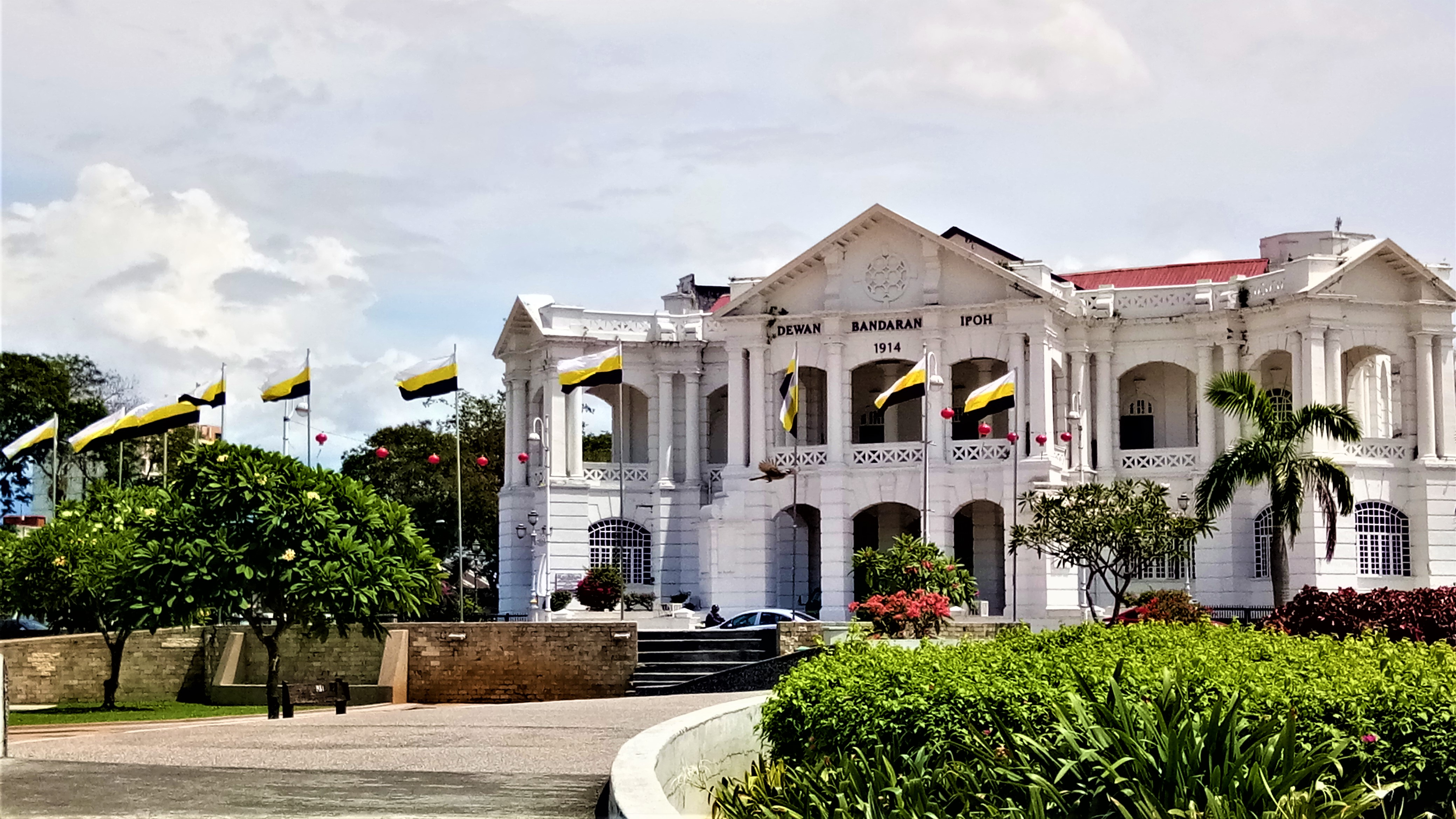The (Old) Ipoh Town Hall