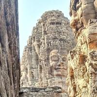 Bayon at Angkor Wat (1)