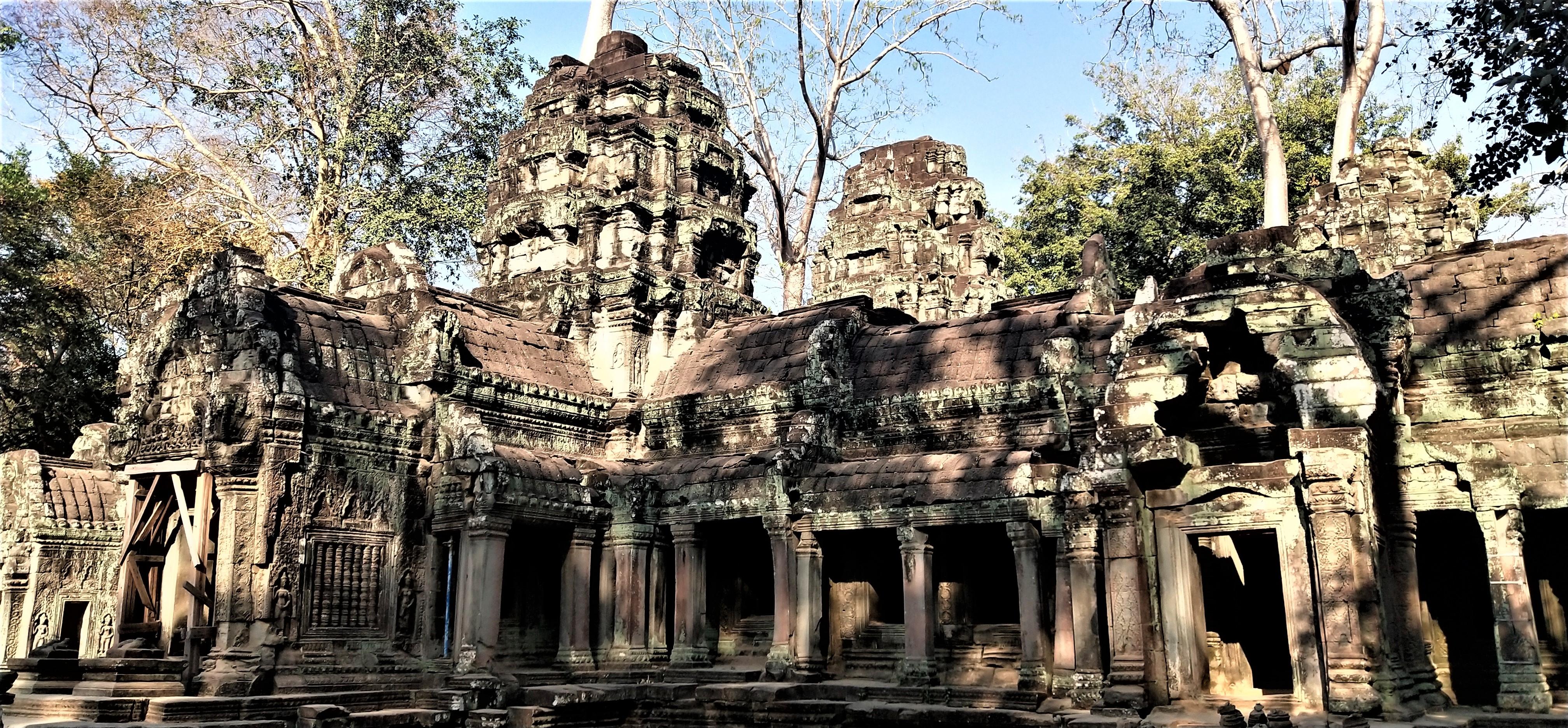 Bayon at Angkor Wat (6)