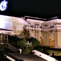 JB At Night : The Istana Besar (Grand Palace)